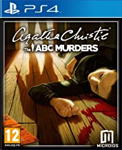 Agatha Christie The ABC Murders (PS4 / PlayStation 4)