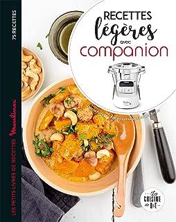 Companion recettes légères (Moulinex D&T) (French