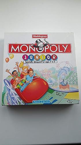 Monopoly Junior - Englisch Version