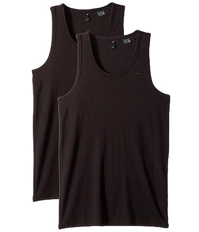 G-Star Base Tank Top 2-Pack T-Shirt (Black) Men