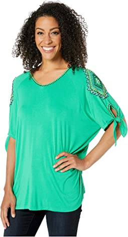 Aztec Infusion Top