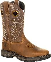 Georgia Men's Boot Carbo-Tec Western Work Square Toe - Gb00223