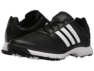 adidas Golf Tech Response (Core Black/FTWR White/Core Black) Men