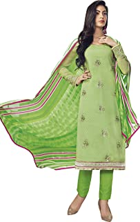 GREEN CASUAL STRAIGHT CUT STYLE SUIT