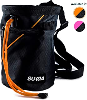 Best chalk bag climbing Reviews