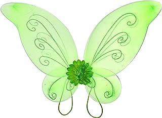Guirca Fiestas GUI16362 - groene vlindervleugel, 46 cm