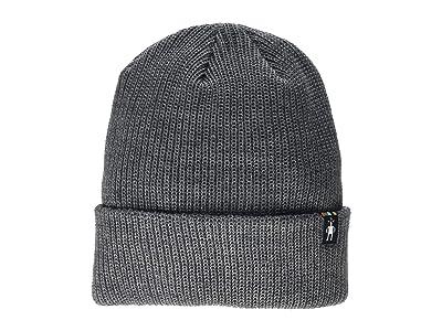 Smartwool Cantar Watchcap (Medium Gray Heather) Caps