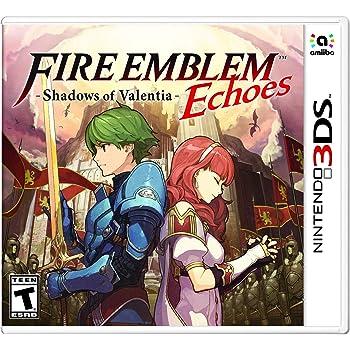 Fire Emblem Echoes: Shadows of Valentia - Nintendo 3DS Standard Edition