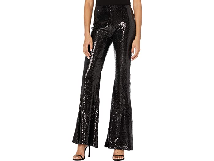 Rock and Roll Cowgirl 72-7611 Pants with Black Sequins