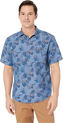 Fade-A-Lei Floral Shirt