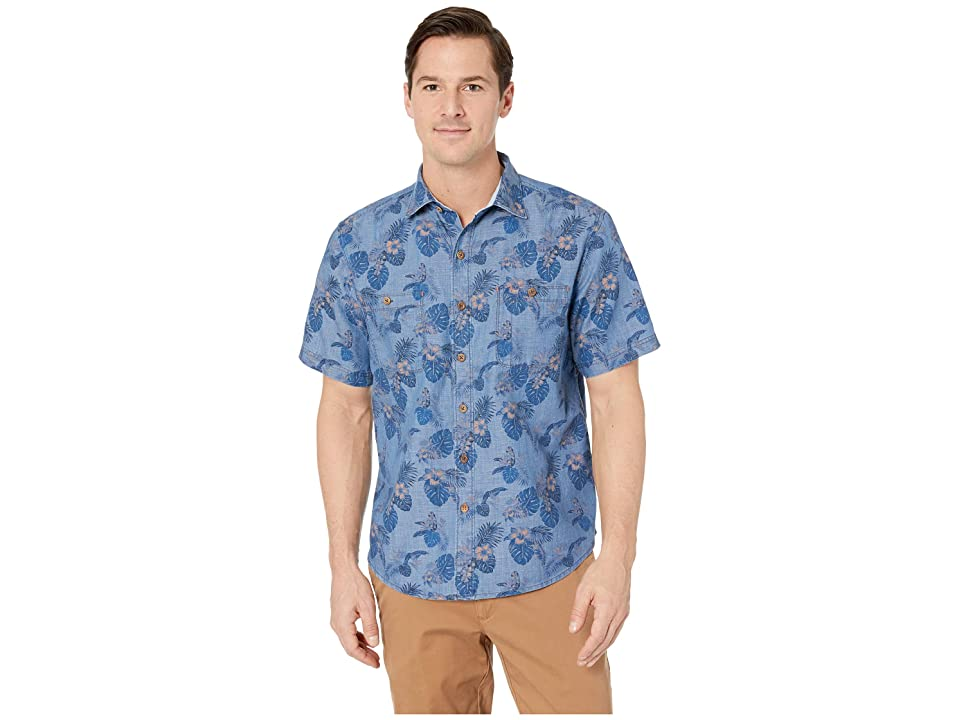 Tommy Bahama - Tommy Bahama Fade-A-Lei Floral Shirt