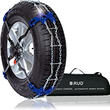 RUD 4717311 Snow Chains Centrax V Comfort Mounting, Set of 2, S898