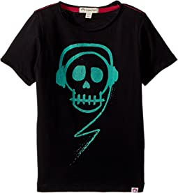 Appaman Kids Skully Tee (Toddler/Little Kids/Big Kids)