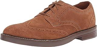 حذاء أوكسفورد رجالي من Clarks Paulson Wing