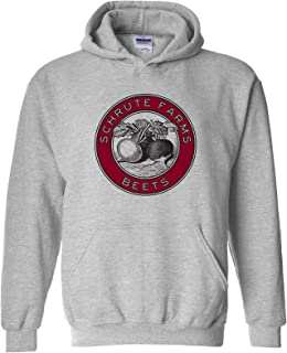 Schrute Farms Beets - Funny TV Show Hoodie
