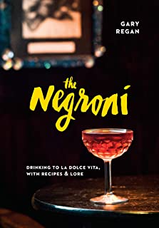 Gin Vermouth Negroni
