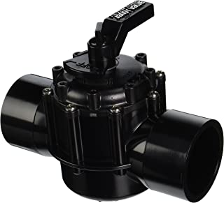 Jandy 4718 Large 2-Port 2-1/2-Inch to 3-Inch Positive Seal Pool/Spa NeverLube Valve