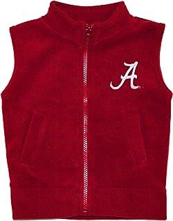 University of Alabama Crimson Tide Baby and Toddler Polar Fleece Vest