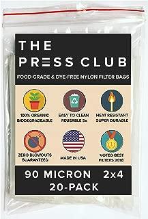 90 micron rosin bags