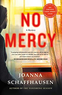 No Mercy: A Mystery (Ellery Hathaway Book 2)