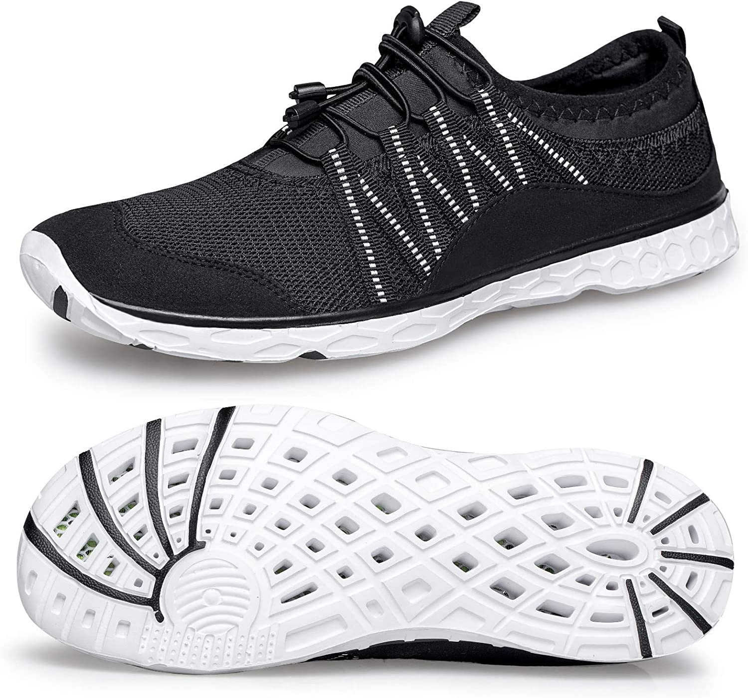 Alibress Men's Water 70% OFF Outlet Shoes Lightweight Aqua Dry Limited price Beach Quick Shoe
