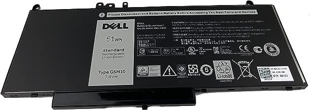 Genuine Dell Battery 7.4V 51Whr 4 Cell for Dell Latitude E5450 E5550 (Type G5M10)