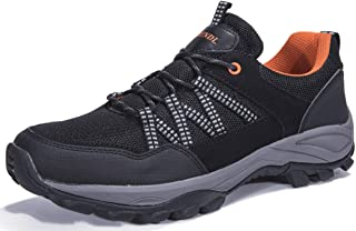 Details about  /Mens Hiking Shoes Work Casual Waterproof Climbing Outdoor Shoes Sneakers Fashion