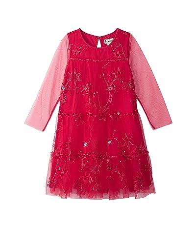 Hatley Kids Twinkle Galaxy Holiday Tulle Dress (Toddler/Little Kids/Big Kids)