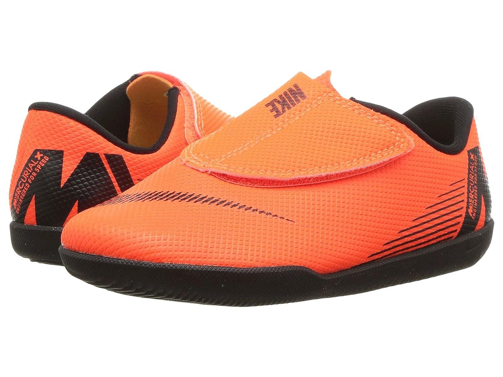 Nike Kids VaporX 12 Club IC Soccer (Toddler/Little Kid)Atmospheric grades have affordable shoes