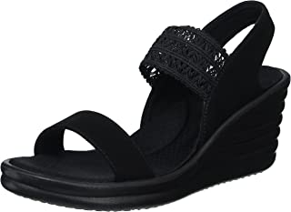 Bags Amazon ShoesShoesamp; co ukSkechers Women's Sandals NwkZ8PXn0O