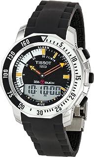 Tissot - Reloj cronógrafo Sea-Touch T0264201728101 para Hombre