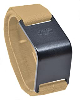 M BRACE RCA Heavy Duty Carpal Tunnel Wrist Support (Regular, Two-Tone: Black Brace with Beige Strap)