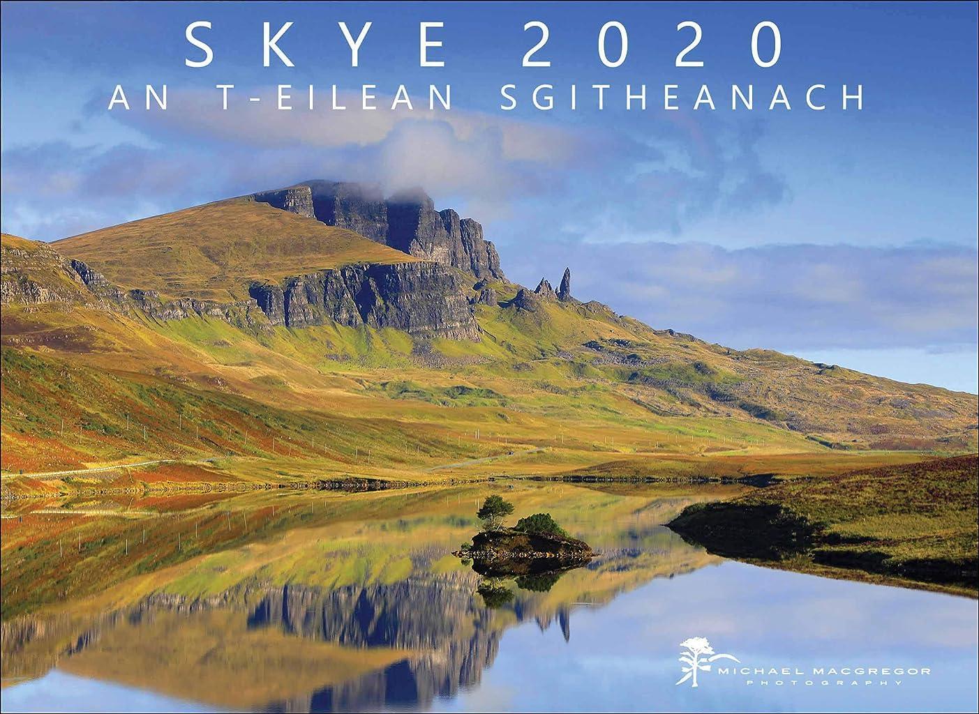 アスペクトプラットフォーム重くするMichael MacGregor Photography 2019 Wall Calendar - The Highlands and Islands of Scotland