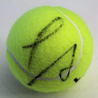 Diego Schwartzman Signed Brand New Tennis Ball W/COA Laver Cup - Tennis Autographed Miscellaneous Items