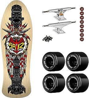 Powell-Peralta Skateboard Caballero Steve Saiz Totem + Independent/Rat Bones