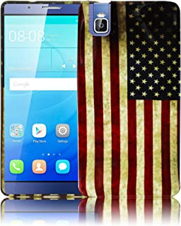 02b6b13a234 Thematys - Funda con tapa para smartphone Huawei ShotX/Honor 7i, silicona,  protege