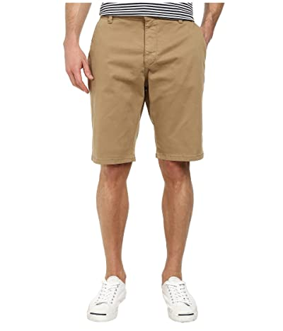 Mavi Jeans Jacob Shorts (British Khaki Twill) Men