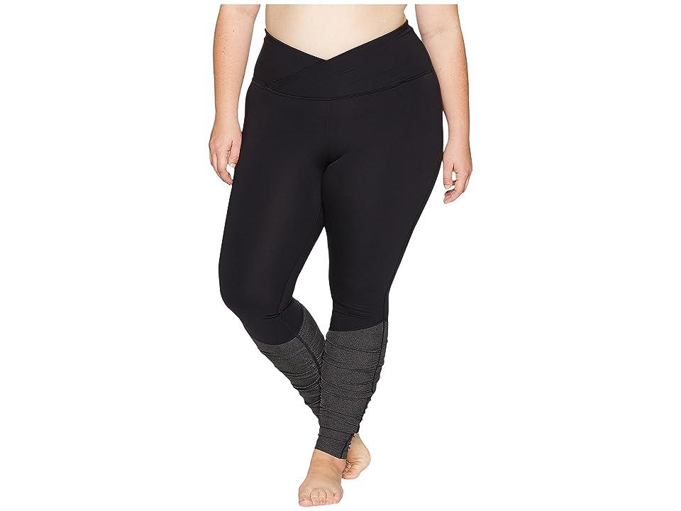 Core 10 - Core 10 Icon Series - The Ballerina Plus Size Yoga Leggings