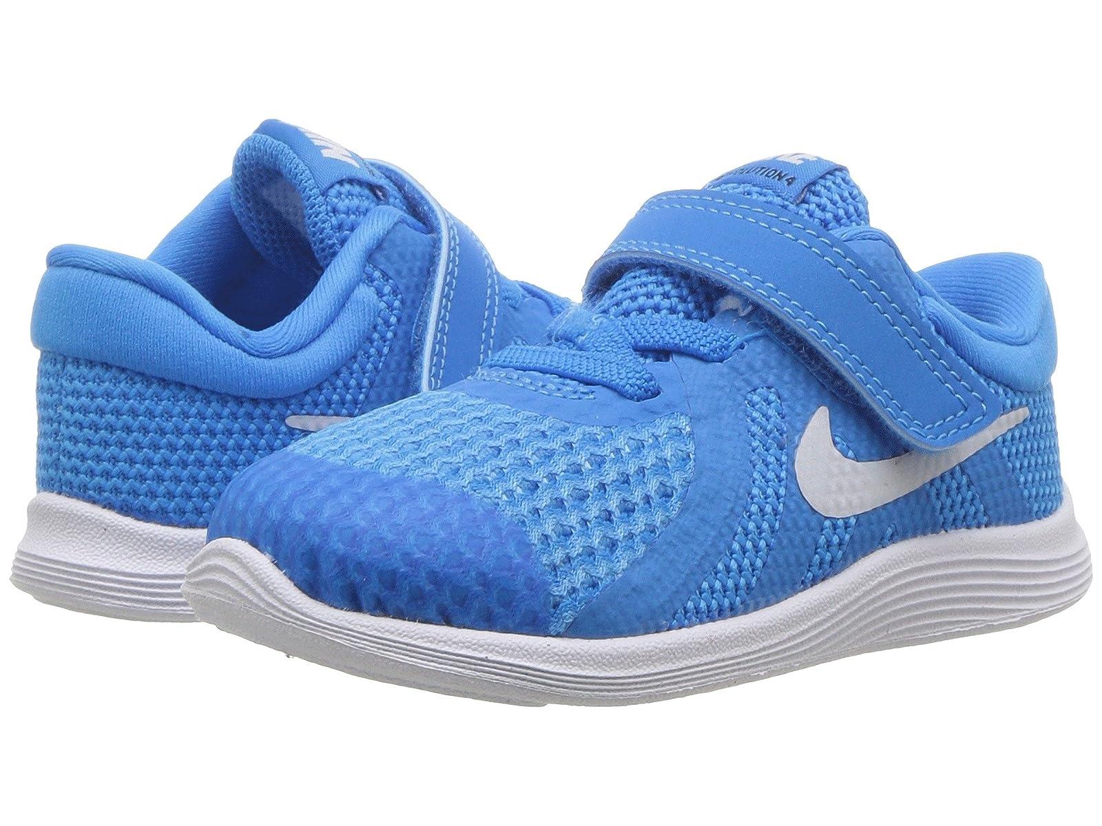 Nike Kids Revolution 4 (Infant/Toddler)Atmospheric grades have affordable shoes