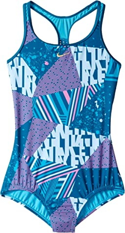 Mash Up Racerback One-Piece (Little Kids/Big Kids)