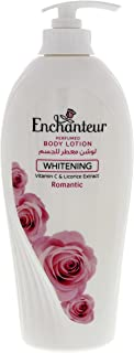 Enchanteur Romantic Moisture Silk Perfumed Body Lotion 500 mL