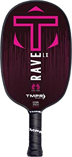 Sponsored Ad - TMPR Sports > Rave LX > Elongated Honeycomb Polymer Pickleball Paddle > USAPA Approved