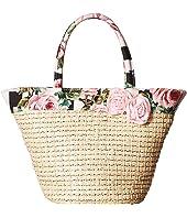 Dolce & Gabbana Kids - Straw Bag