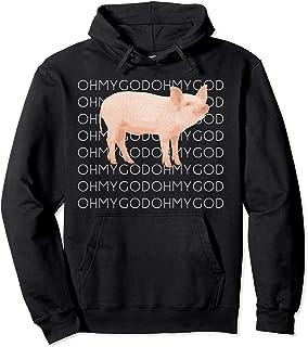 Art Cow Animals Mens Sleeve Hoodie colorful Mens Hoodies