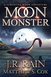 Moon Monster (Samantha Moon Adventures Book 2)