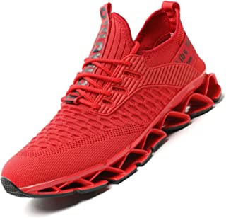 Men's Running Shoes Blade Non Slip Fashion Sneakers...