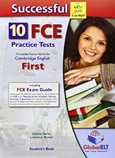 SUCCESSFUL CAMBRIDGE FCE 10 PRACTICE TESTS SB 2015