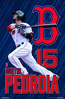Trends International Boston Red Sox Dustin Pedroia Wall Posters, 22