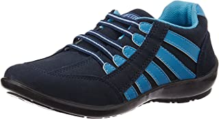 Gliders (From Liberty) Women's Gargi-01 Blue Track and Field Shoes - 6 UK/India (39 EU) (2151043150390)