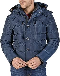 Wellensteyn Herren Winter Jacke Levante blau LEVA 870